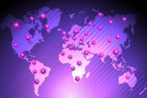 Pandemia nel mondo