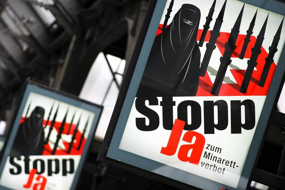 La Svizzera dice stop al burka