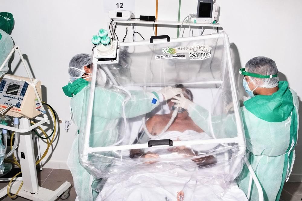 Pandemia: ospedali al collasso in Brasile
