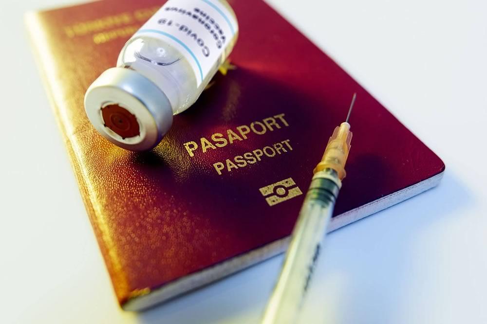 I passaporti della vaccinazione