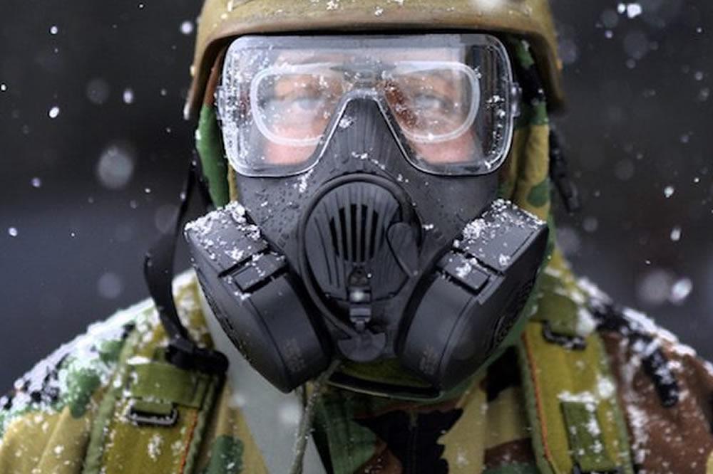 Divieto di armi chimiche