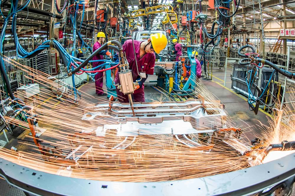 L'economia della Cina cresce del 18,3%