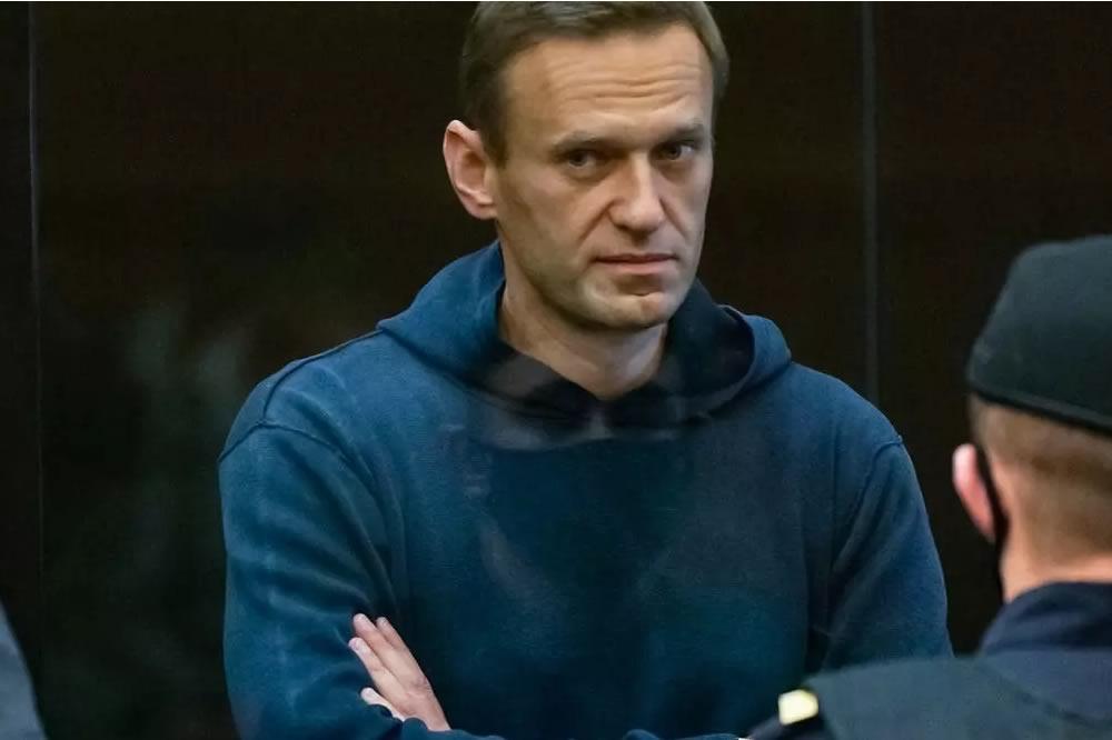 Il leader dell'opposizione russa Navalny annuncia lo sciopero della fame