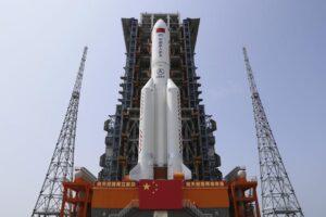 Una stazione spaziale permanente per la Cina