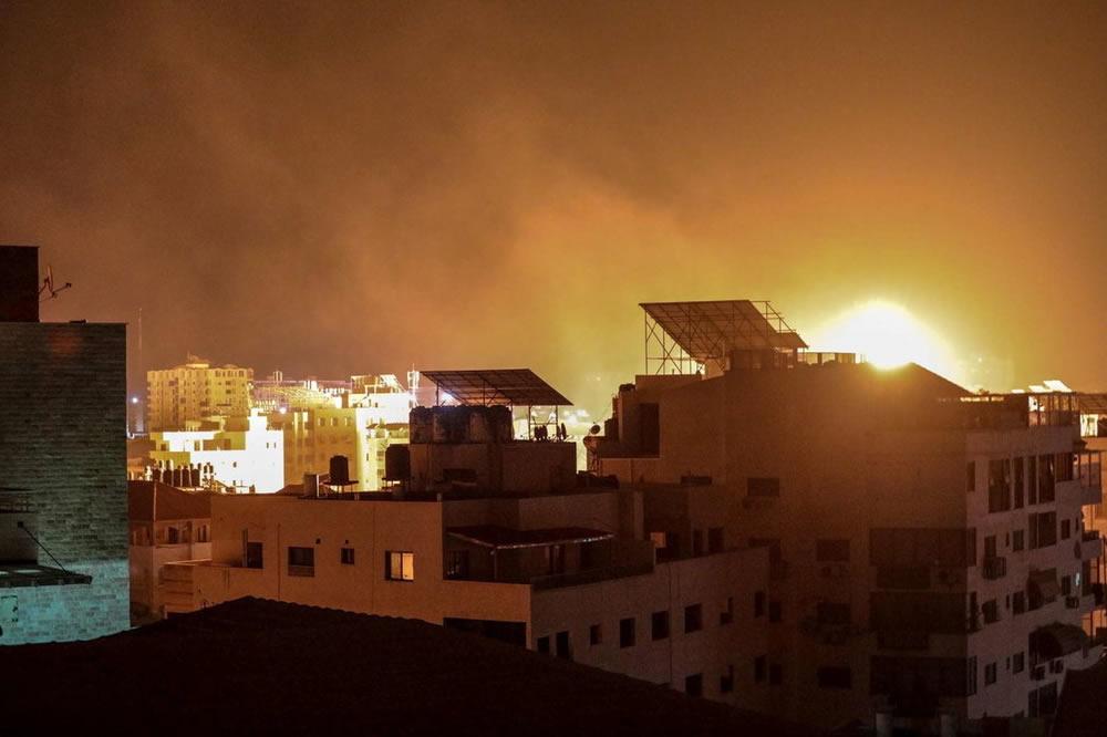 Cessate il fuoco a Gaza