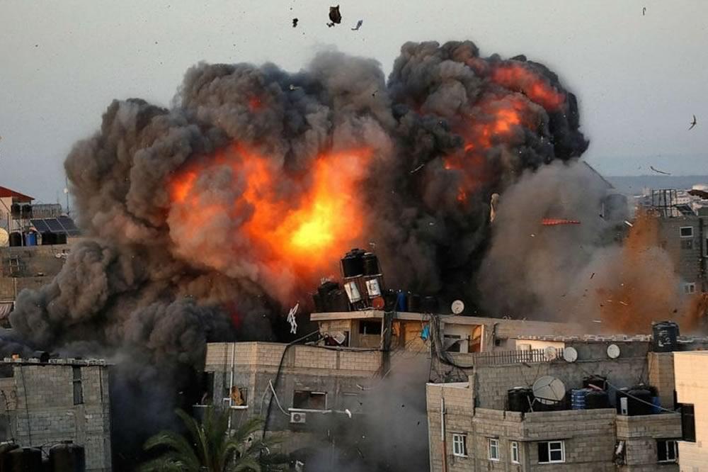 La guerra Israele-Gaza entra nella seconda settimana