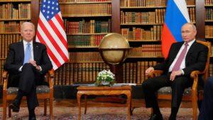 """Biden e Putin sulla """"stabilità strategica"""""""
