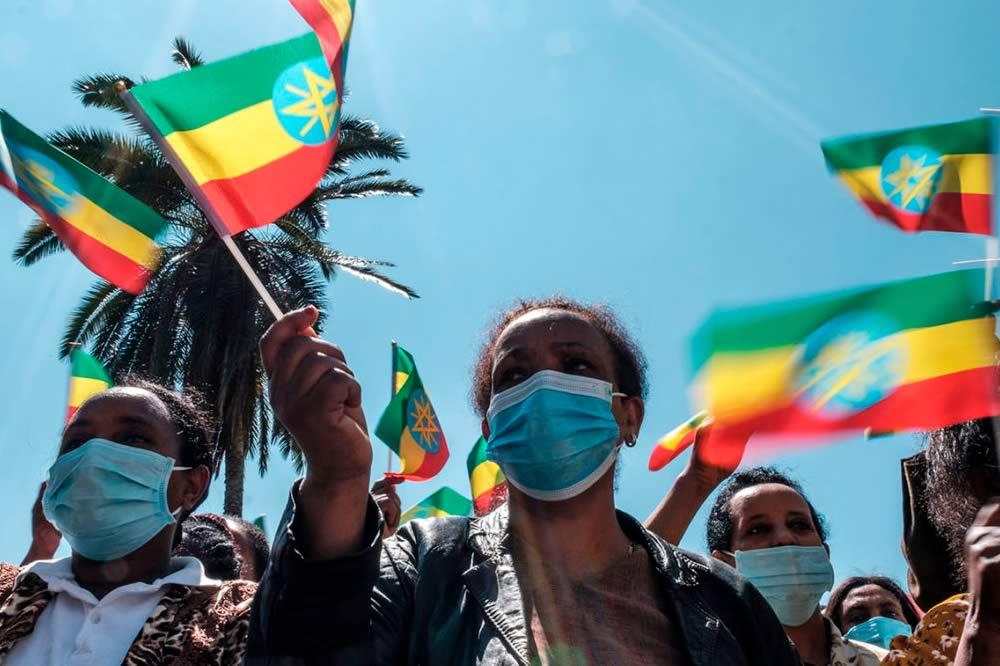 Abiy cerca la prima vittoria nelle elezioni in Etiopia