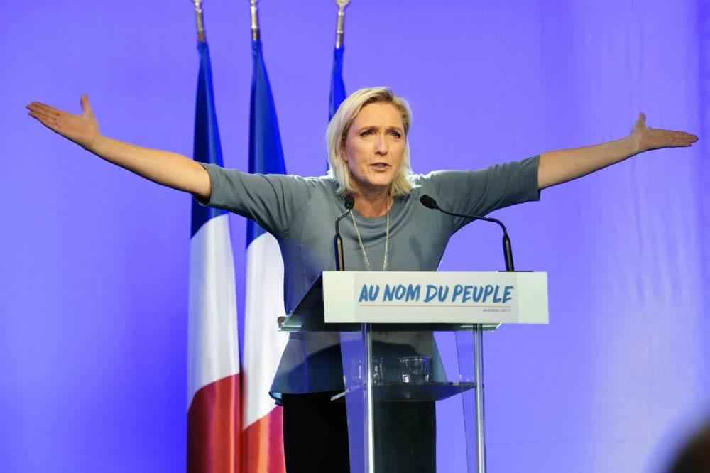 L'estrema destra inciampa in Francia