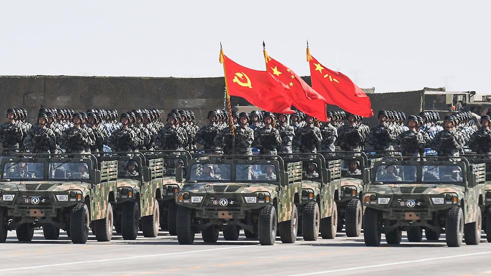 La grande strategia della Cina