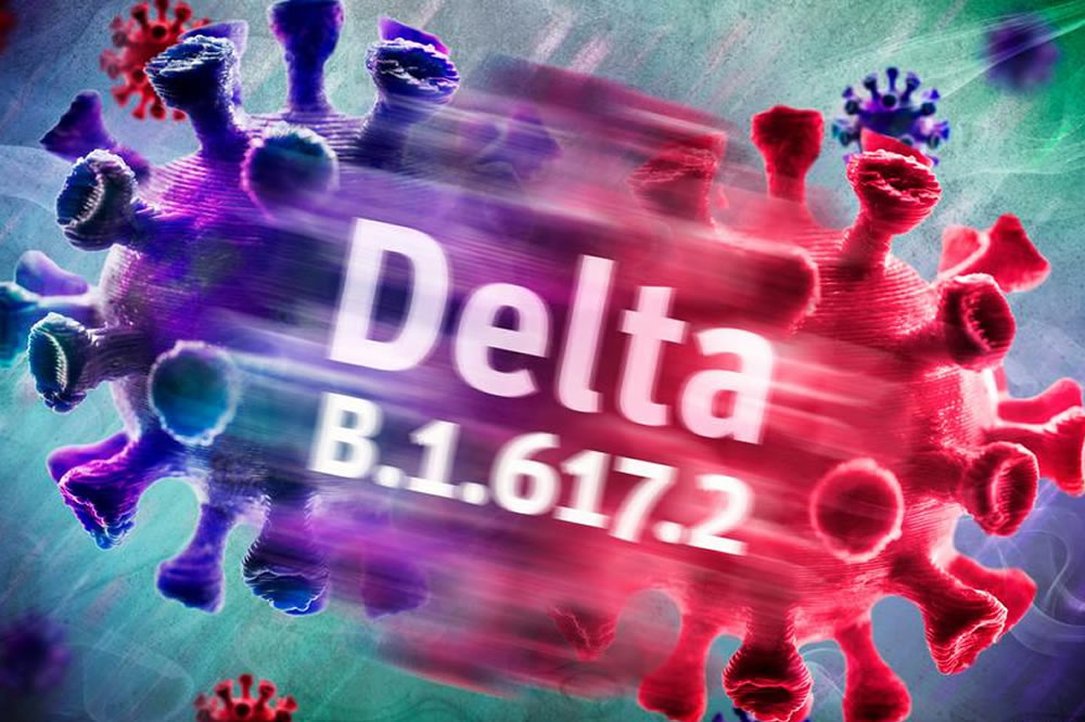 Crescono i timori per la diffusione della variante Delta