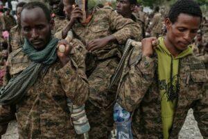 I ribelli riprendono la capitale del Tigray